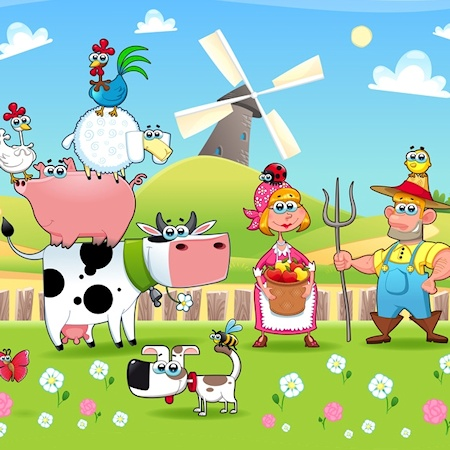 Funny Farm Family